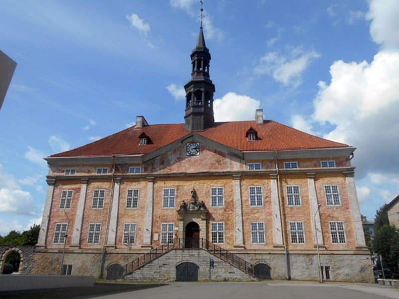 Нарвская ратуша
