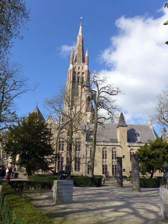 Церковь Нотр-Дам