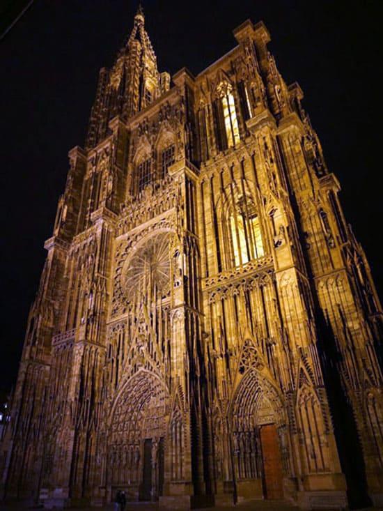 Собор Нотр-Дам в Страсбурге