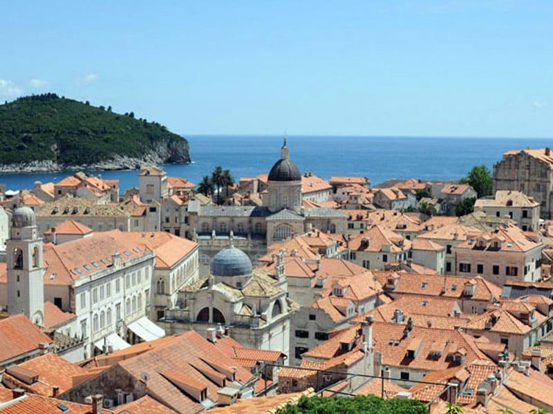 Старый город в Дубровнике