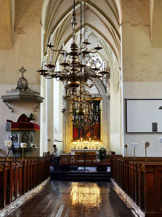 Церковь Олевисте (Святого Олафа)