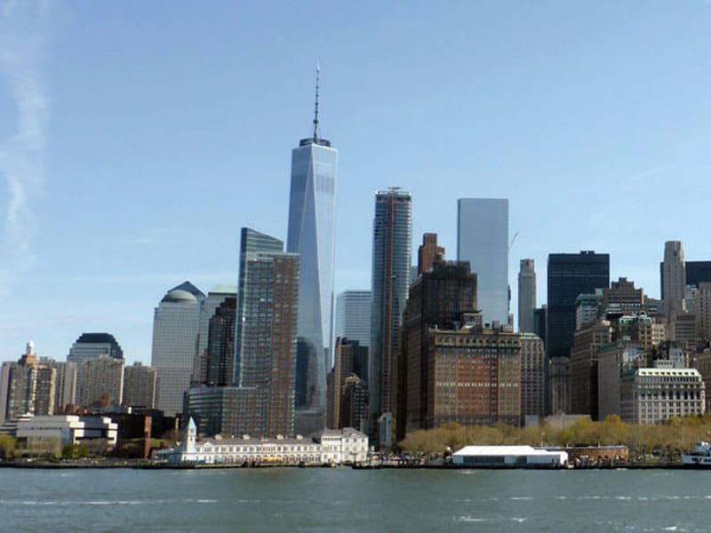 Всемирный торговый центр 1 Башня Свободы, Нью-Йорк, США  описание ... b540b42c849