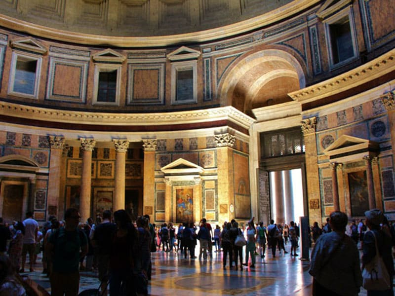 Пантеон (Храм всех богов)
