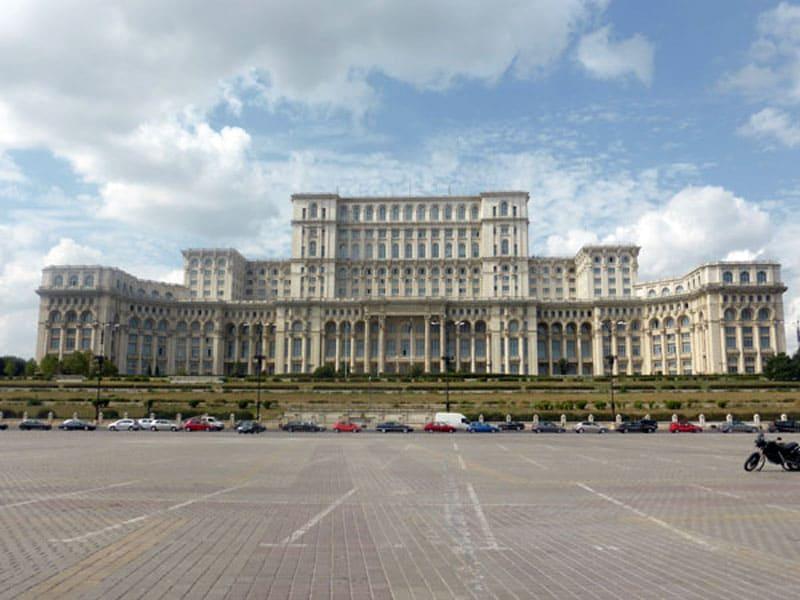 Здание Парламента, г. Бухарест