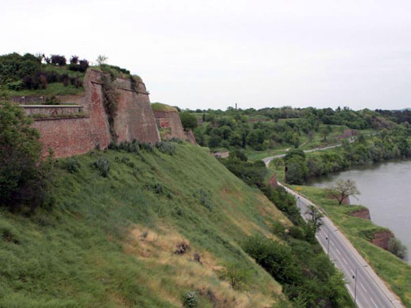 Крепость Петроварадин