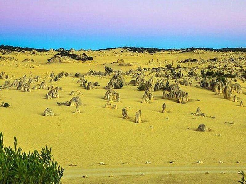 Пустыня Пиннакли
