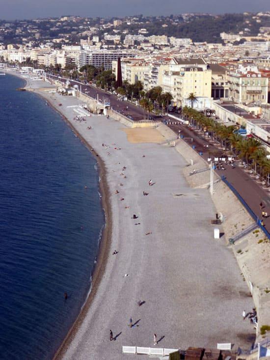 Пляж Ниццы