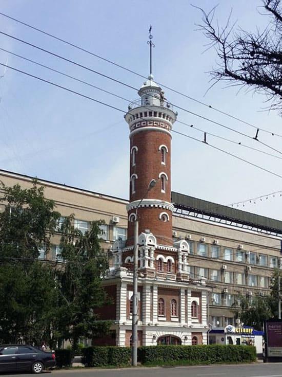 Пожарная башня (каланча)