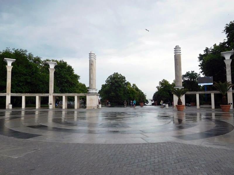 Приморский (Морской) парк