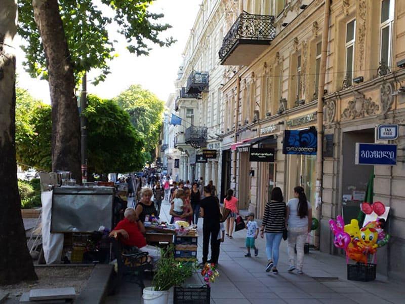 проститутку в тбилиси