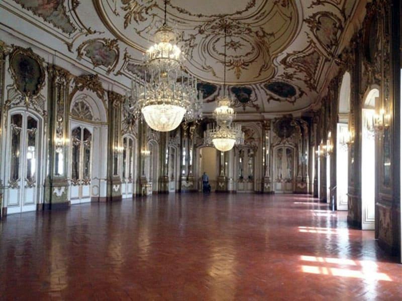 Дворец Келуш