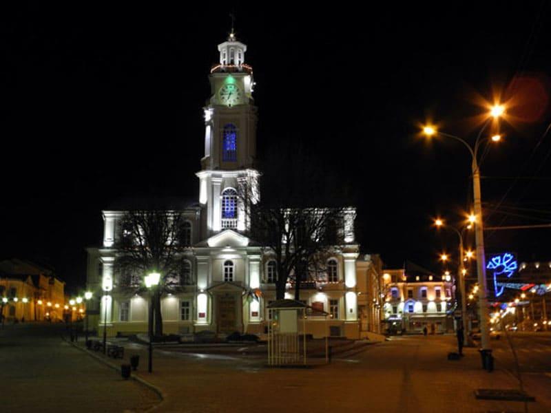 Ратуша в Витебске