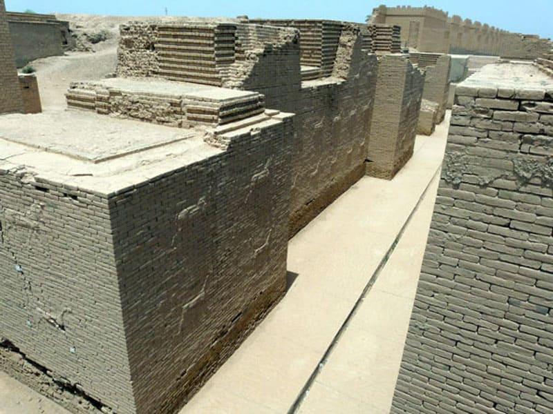 Развалины Вавилона