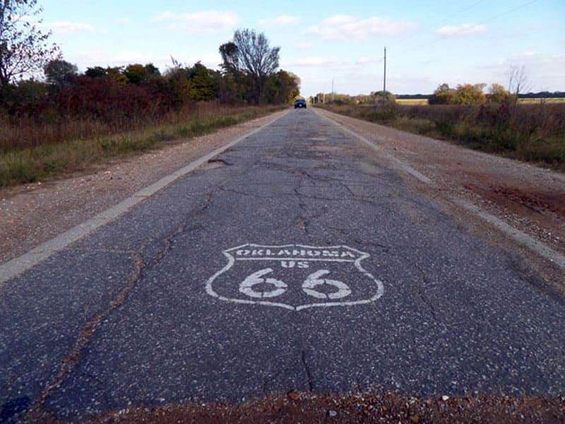 Шоссе 66