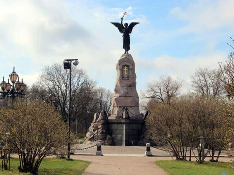 Памятник броненосцу «Русалка»