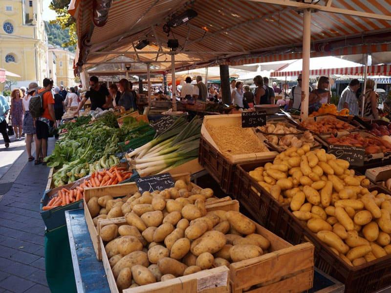 Рынок Кур Салея