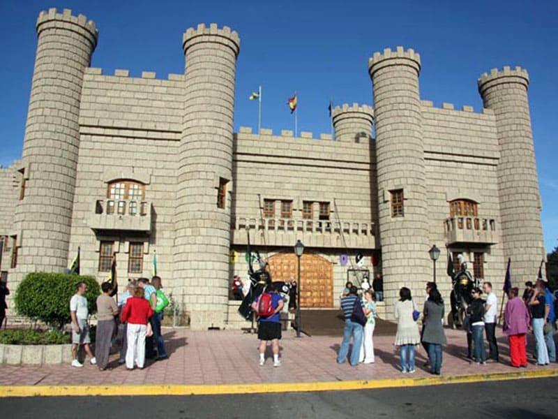 Замок Сан-Мигель