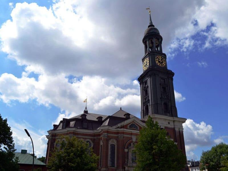 Церковь Святого Михаила (Михаэлискирхе)