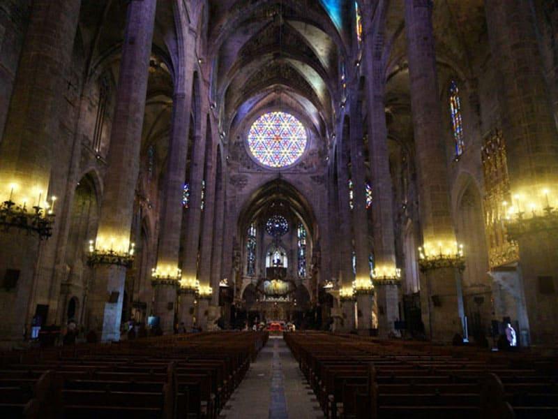 Кафедральный собор Пальма-де-Майорки