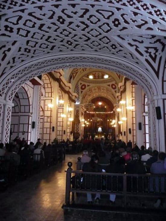 Собор Сан-Франциско в Лиме