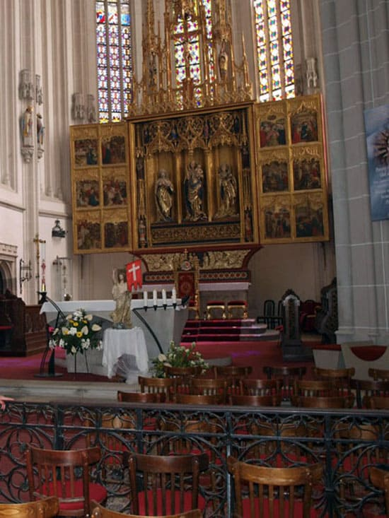 Собор Святой Элизабет