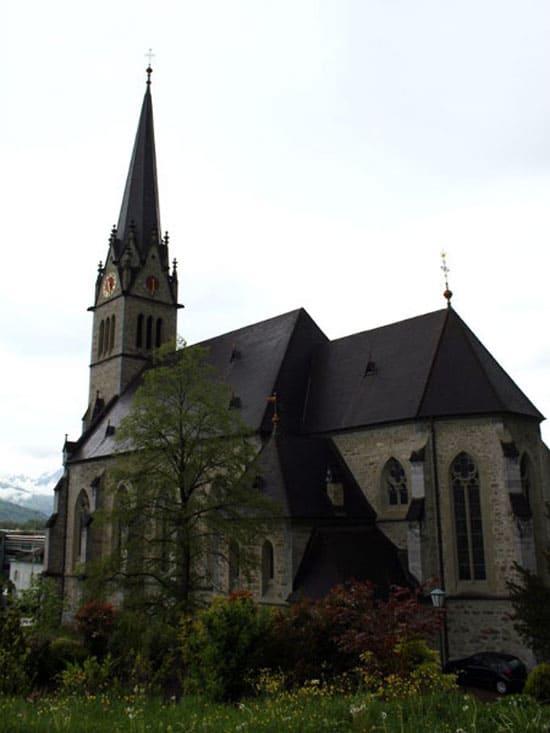 Кафедральный собор Вадуца