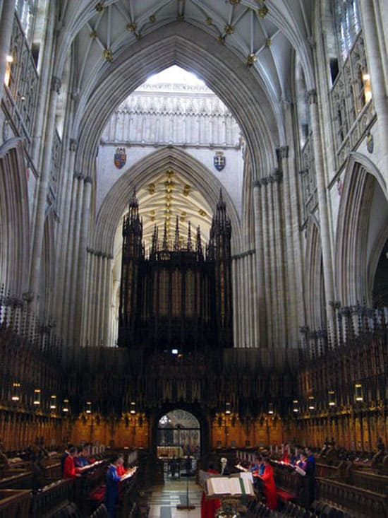 Йоркский Кафедральный собор
