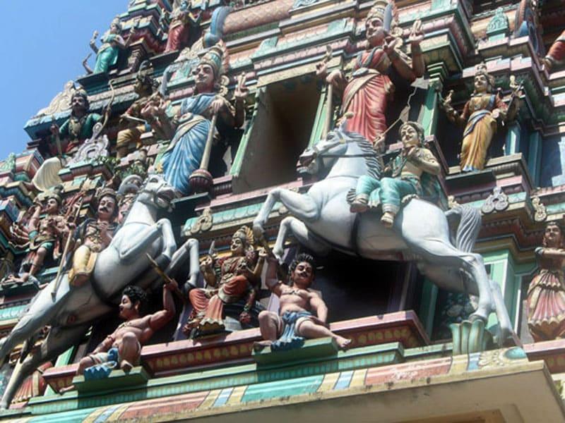 Храм Шри Махамариамман