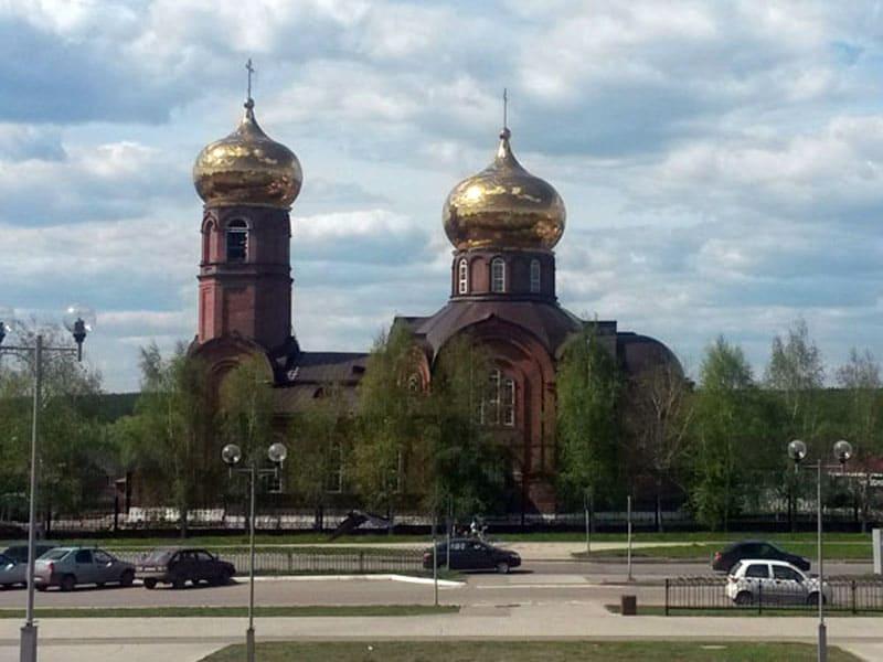 Свято-Вознесенский собор (Боровецкая церковь)