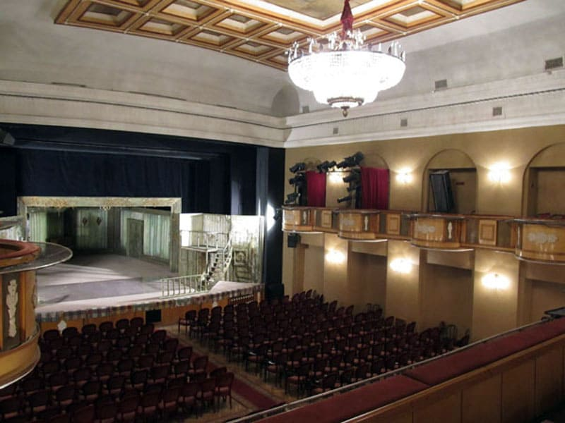 Ленсовета театр схема зала фото 595