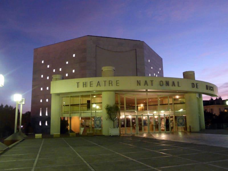Национальный театр Ниццы
