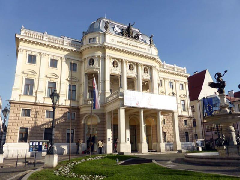 Национальный театр Словакии