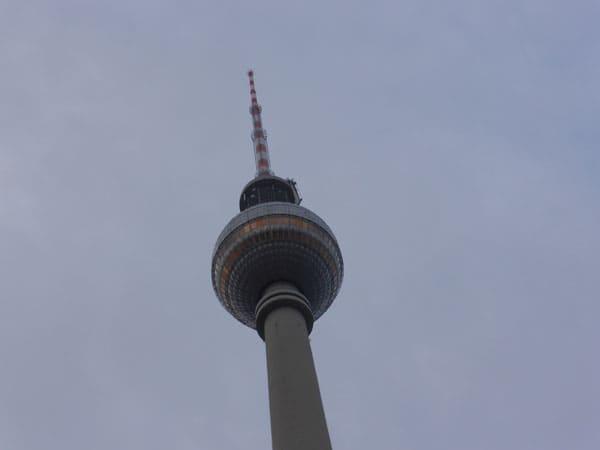 Телебашня Берлина