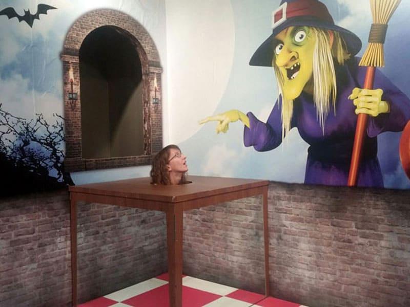 Музей Иллюзий Trick Eye