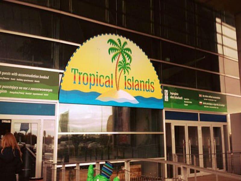 Тропические Острова (Tropical Islands)