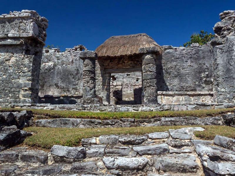 Древний город Тулум
