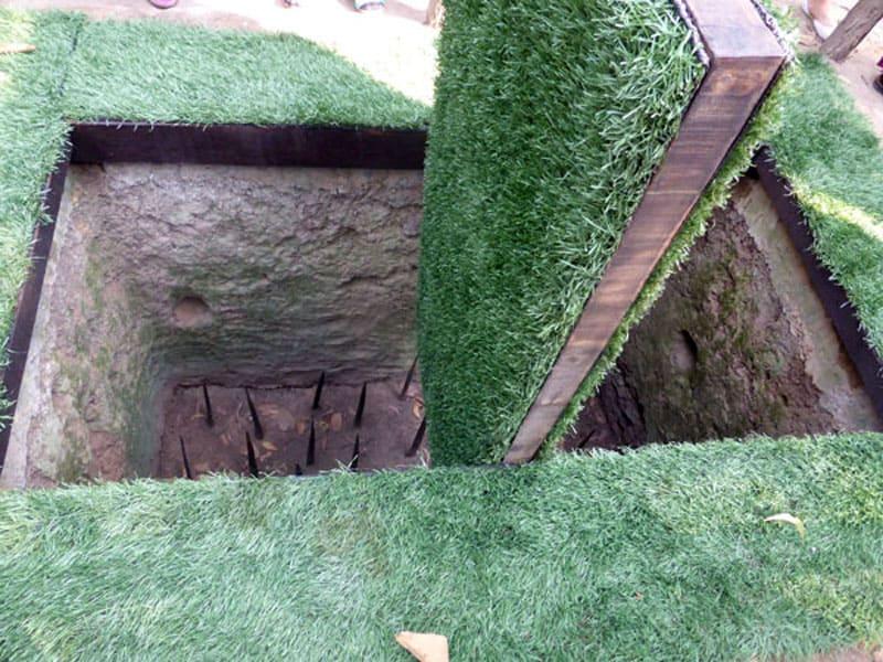 Туннели Кути (Кучи)
