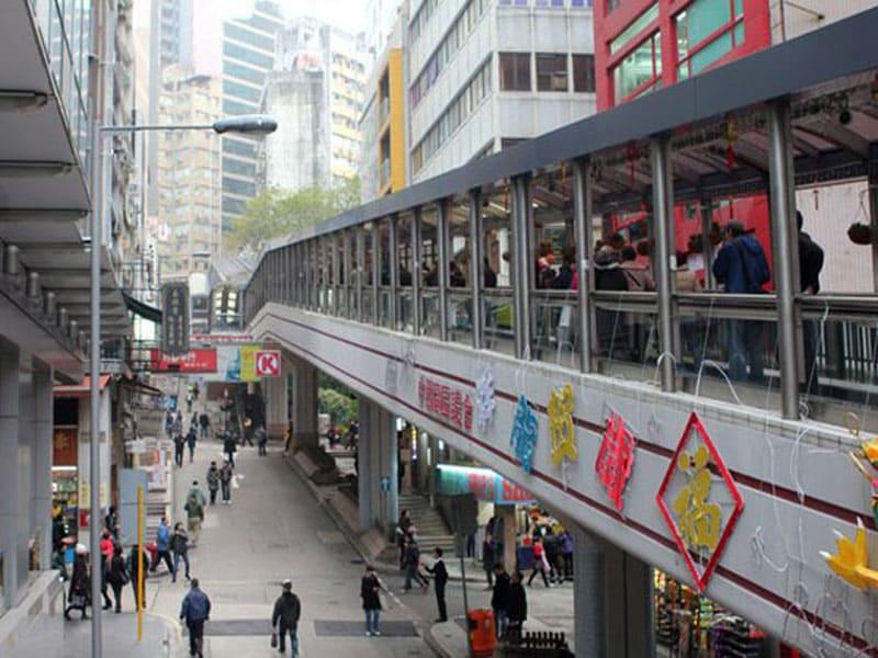 Улица ленивых пешеходов