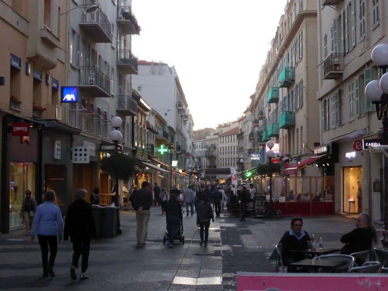 Улица Массена