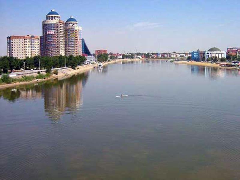 Фото реки Урал