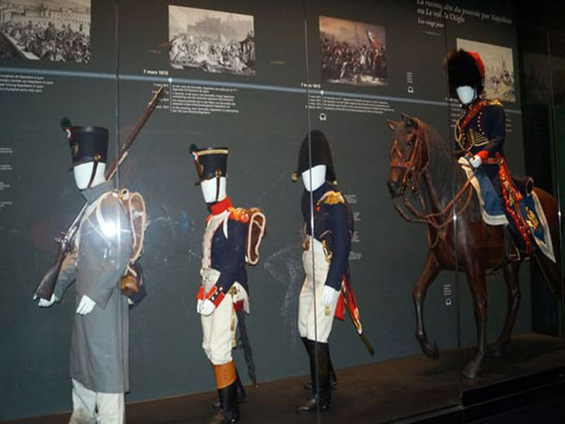 Ватерлоо. Веллингтонский музей