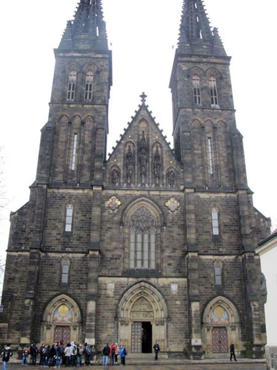 Собор Святого Петра и Павла, Вышеград