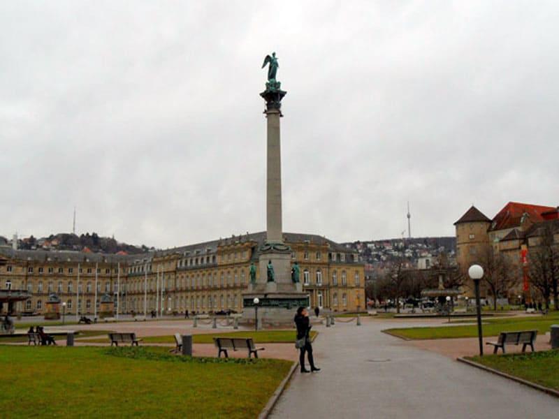 Юбилейная колонна