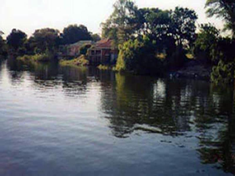 Фото реки Замбези