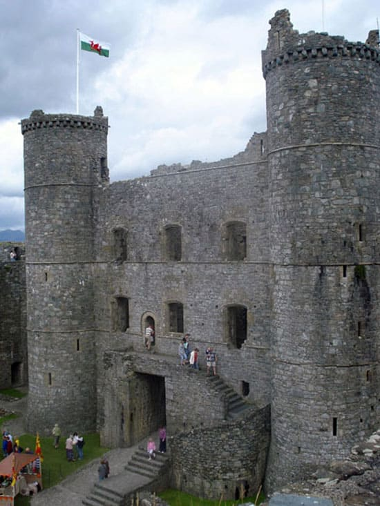 Замок Харлек