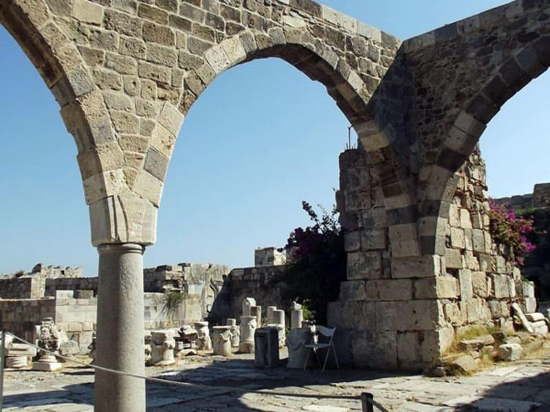 Замок рыцарей-иоаннитов