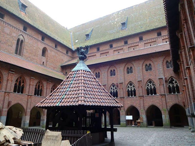 Замок Мальборк