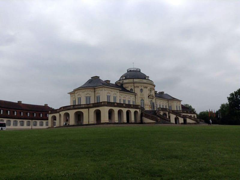 Замок Солитюд
