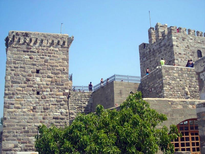 Замок Святого Петра г. Бодрум