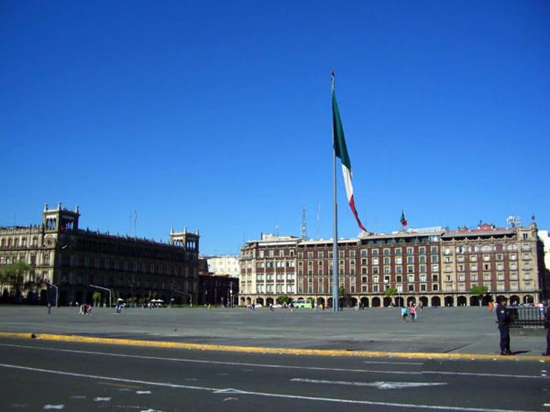 Площадь Сокало